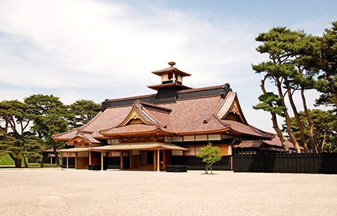 Hakodate Magistrate's Office (Bugyosho) - Showcasing Traditional Japanese Architectural Mastery