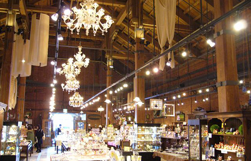Scour Stylish Knickknack Stores for Souvenirs