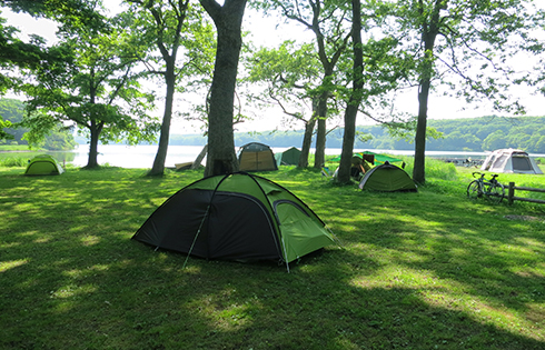 An Outdoor Leisure Treasure Trove of Camping, Boating and Cycling