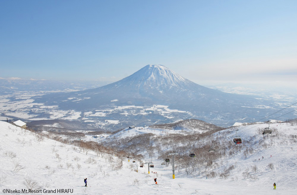 NISEKO SKI BUS direct from Hakodate