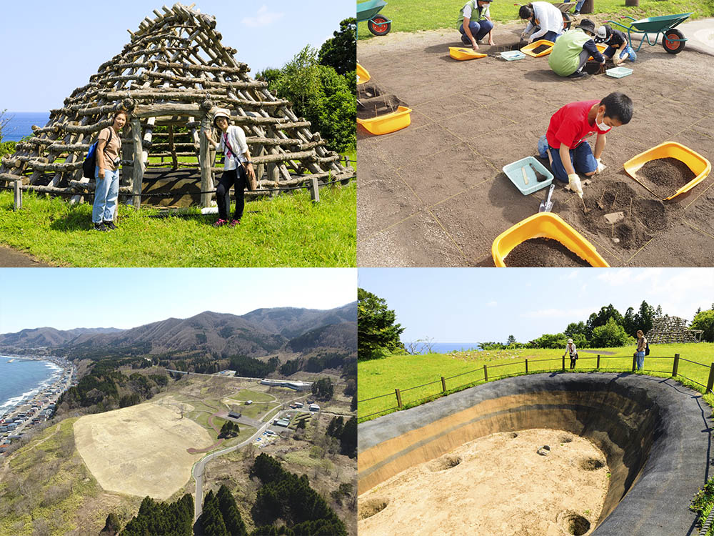 Please come and feel the Jomon culture when you can travel to Japan again