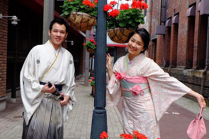 ฮาโกดาเตะ เมืองที่เหมาะสำหรับคู่รัก