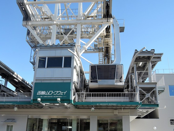 Business information of tourist facilities in Hakodate